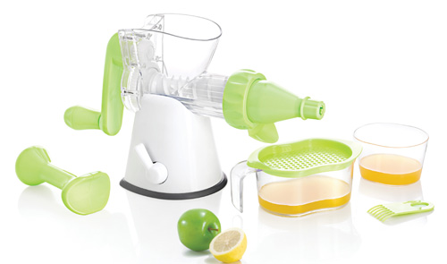 Hand Shaking Commercial Juicer