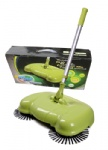 360 degree rotation Hand-propelled sweeper