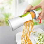 Kitchen Best Fashion Mini Sprial Slicer,carrot spiralizer slicer ,vegetable spiral slicer