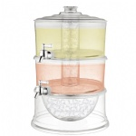 2 Layer Beverage Dispenser