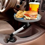 Car Swivel tray Car Swivel Saucer