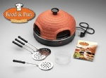 Electric pizza oven /baker oven/electric pizza oven/ electric machine